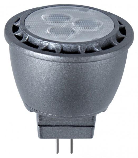 LED SPOTLIGHT MR11 - GU4 - 30° - 12V - 3,1W - warmweiss 2700K - 200lm - dimmbar