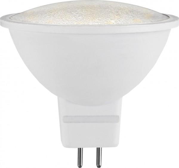 LED SPOT MR16 - 12V - GU5,3 - 120° - 3,3W - warmweiss 2900K - 250lm