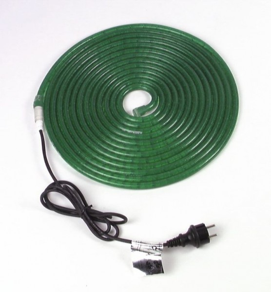 Lichtschlauch   Outdoor   RL1-230V   324 Lampen   9,00m   Grün