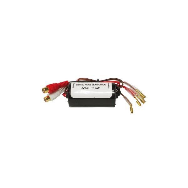 Line Adapter / Signalisolator für KFZ - High/Low Level Anpassung und Filter - 20-20kHz