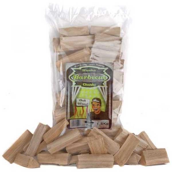 Axtschlag Wood Chunks Oak-Eiche 1,5 Kg