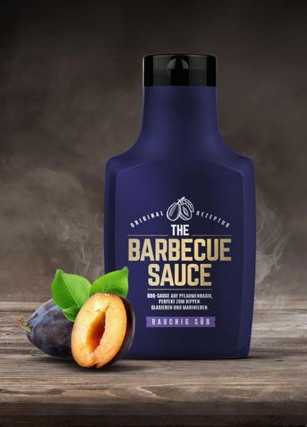 THE BARBECUE SAUCE - Rauchig Süß - auf Pflaumenbasis - GASTRO Gebinde 1100g Flasche