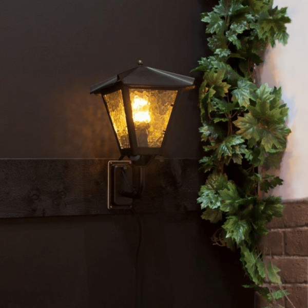 Flame Lamp - Flammensimulation mit LEDs | Flackernde Flammen | E27 | warmweiss