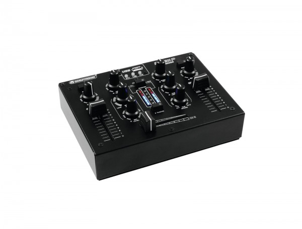 PM-211P DJ-Mixer mit integriertem USB Media Player