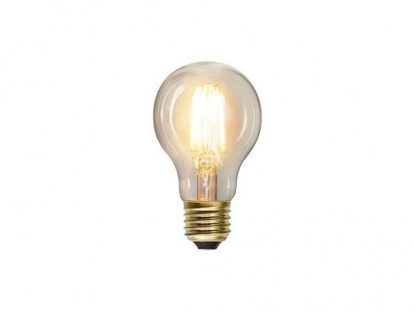 Leuchtmittel | LED | Filament | →6cm x ↑11cm | 2,3W | E27 | 2100K | 230 Lumen | 80 Ra | EEK A++