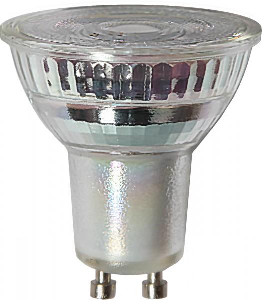 LED SPOT MR16 - 230V - GU10 - 25° - 6,5W - warmweiss 2700K - 500lm - dimmbar