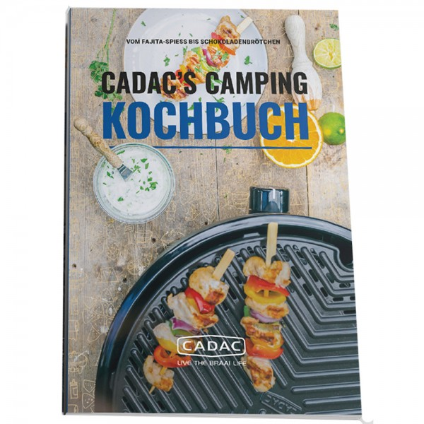 CADAC Camping Kochbuch - 30 inspirierende Rezepte für unterwegs