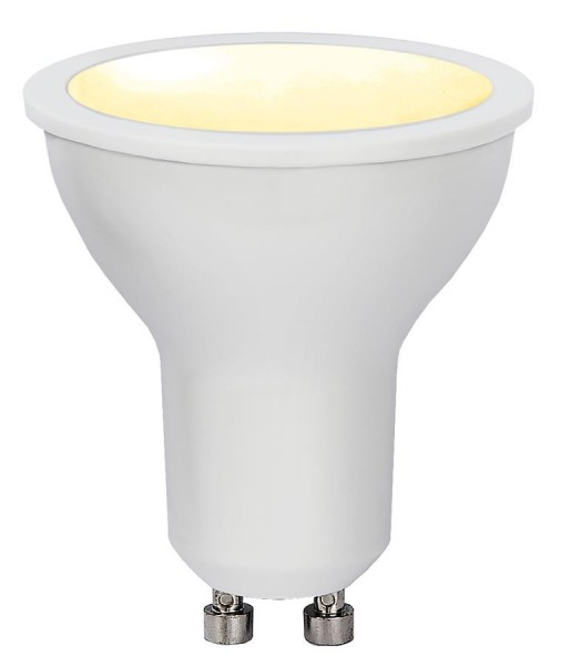 LED Leuchtmittel SMART - dimm-to-warm - MR16 - GU10 - 5,5W - 1900-2700K - 380lm