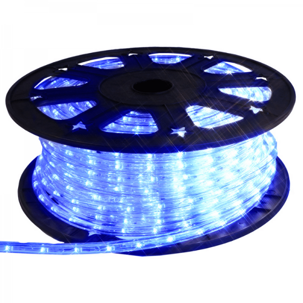 Lichtschlauch ROPELIGHT LED | Outdoor | 1620 LED | 45,00m | Blau