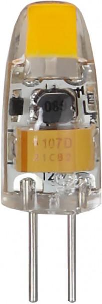 LED Leuchtmittel HALO-LED - 12V - 1,1W - G4 - warmweiss 2800K - 100lm - dimmbar