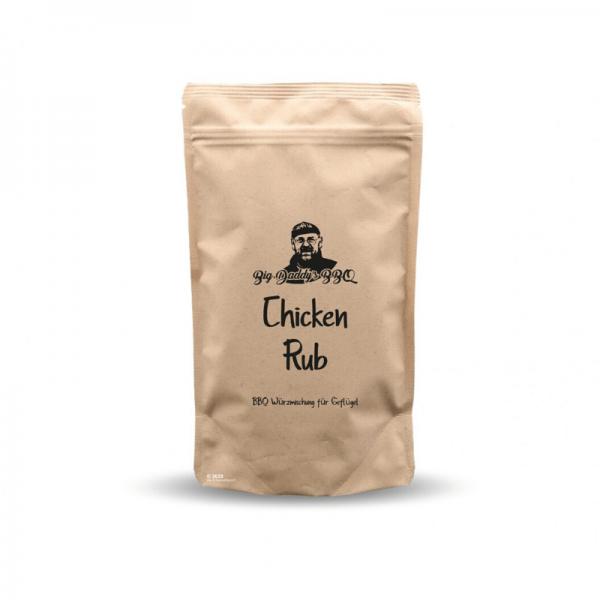 Big Daddys BBQ - Chicken Rub - 300g Beutel - Trockenrub